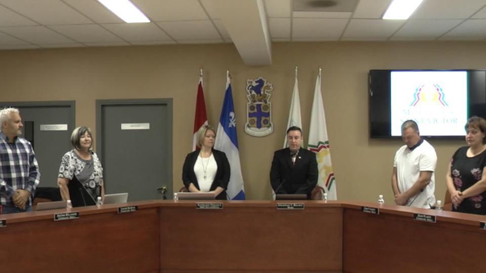 Conseil municipal de Saint-Victor - Octobre 2018
