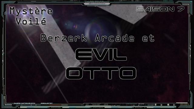Mystère Voilé - Evil Otto