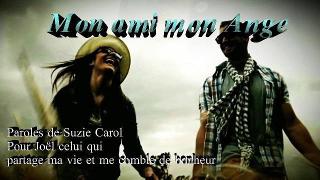 Suzie Carol - Mon ami mon ange