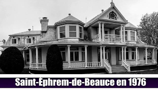 Mon pays c'est la Beauce - Saint-Éphrem (1976)